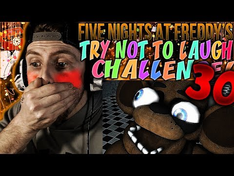Vapor Reacts #600!  FNAF SFM FIVE NIGHTS AT FREDDYS TRY NOT TO LAUGH CHALLENGE REACTION #30
