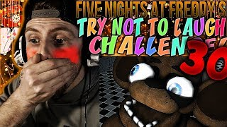 Vapor Reacts #600! | [FNAF SFM] FIVE NIGHTS AT FREDDY'S TRY NOT TO LAUGH CHALLENGE REACTION #30