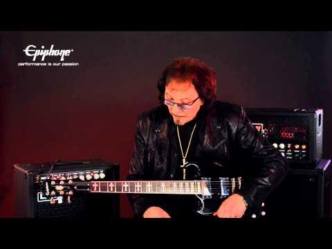 The Epiphone Ltd. Ed. Tony Iommi Signature SG