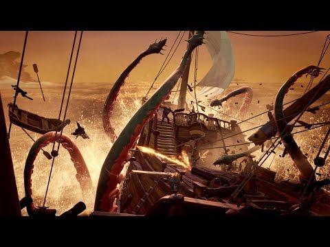 LE SERPENT DE LA MORT - SEA OF THIEVES (REDIFF LIVE)