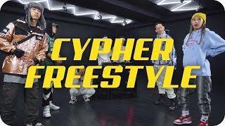 1MILLION Cypher Freestyle