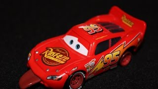 Mattel Disney Cars Finish Line Lightning McQueen Die-cast