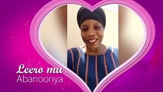ABANOONYA: Buule Ssenfuma yeddira Mamba. AA