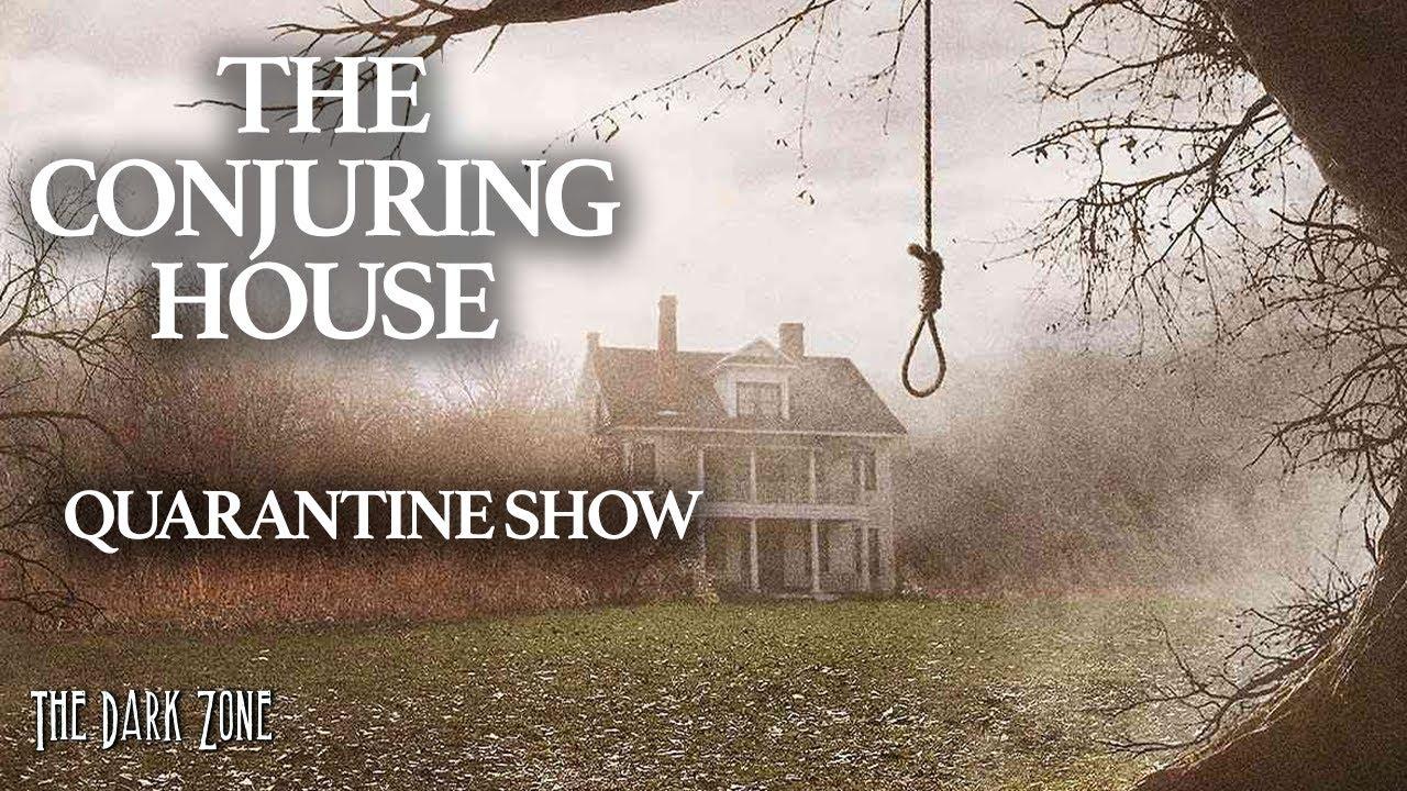 Anuncian livestream 24/7 desde la casa embrujada de la película 'El Conjuro