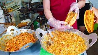 Hé lộ cách chế biến Bánh Mì Dân Tổ gây sốt ở Hà Nội tại Sài Gòn