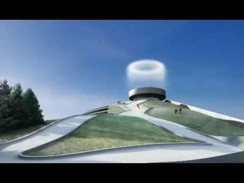 BIG Vortex - A Building-Site Art Installation by realities:united for Amagerforbrænding, Copenhagen