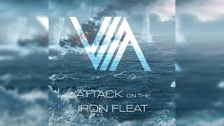 ATTACK ON THE IRON FLEAT