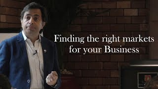 Franchise Management Series:( Finding the right markets for your