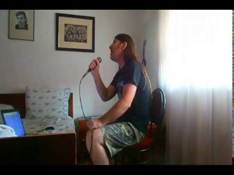Scorpions -  Send me an Angel (  cover by Edmond Themeli )