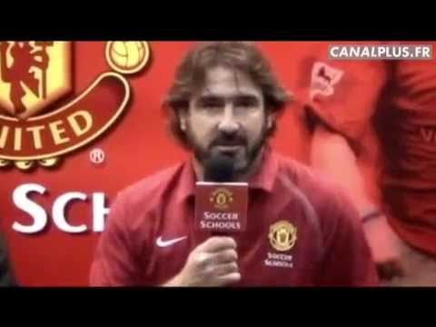 Int rieur sport reportage 2008 manchester united youtube for Interieur sport youtube