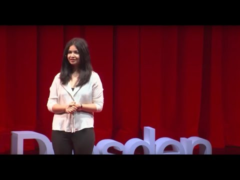 Change your label, it is possible | Khadija Ihsane | TEDxDresden