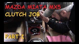 Mazda Miata - Clutch Replacement