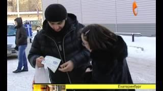 мигранты сдавали экзамен по русскому языку(В роли экзаменатора - Дед Мороз., 2012-12-19T07:32:37.000Z)