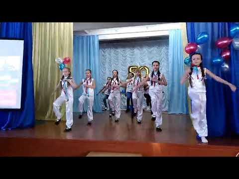 Танец к 23 февраля ШКОЛА 15