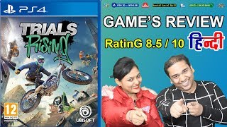 Trials Rising 2019 | Game's Review in Hindi | #NGW