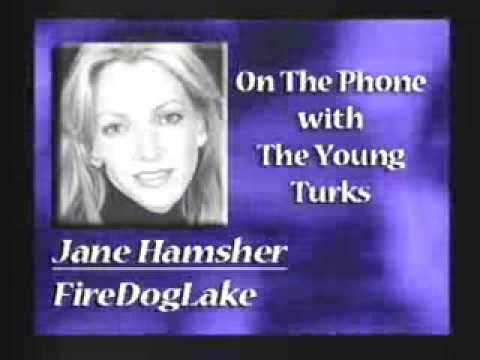 Jane Hamsher of FireDogLake.com on Liberal Institutions