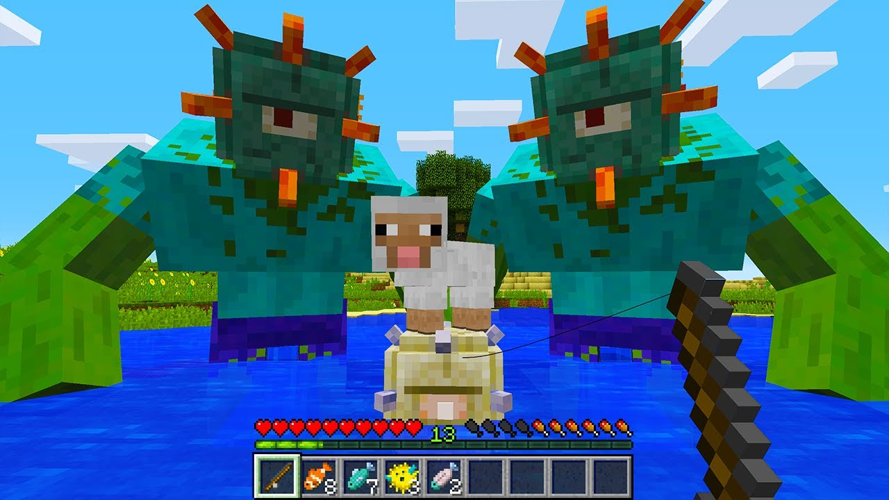 Download CURSED MINECRAFT BUT IT'S UNLUCKY LUCKY FUNNY MOMENTS PART 7