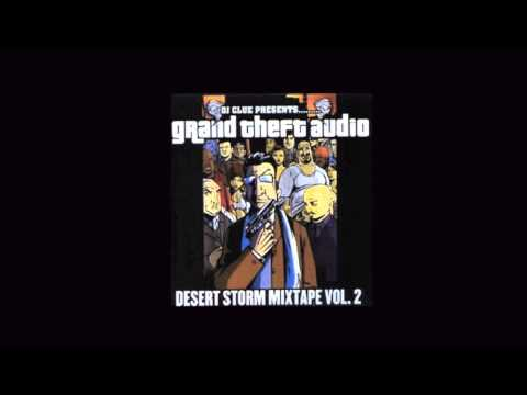 Joe Budden - Grand Theft Audio (Dj Clue: The Desert Storm Mixtape Vol.2)