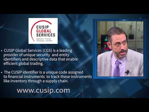 CUSIP Bridging Traditional Securities to Digital Assets | Matt Bastian & Vince Molinari