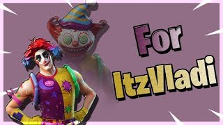 REAL TIES -FORTNITE MONTAGE/#ItzVladi