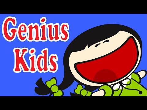 Genius Kids Learning Games | Free Funny Kids Game for Baby, Toddler, Preschool and Kindergarten
