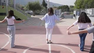 """Teaching and dancing greek sirtaki"""
