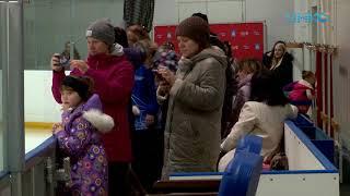 Соревнования по фигурному катанию прошли в Зарайском ледовом комплексе