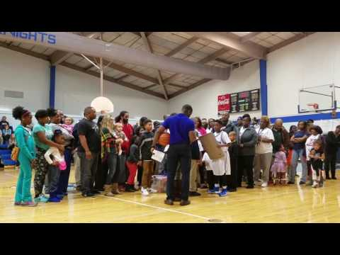 Dalewood Middle school celebration of life family's of children killed in School bus crash..