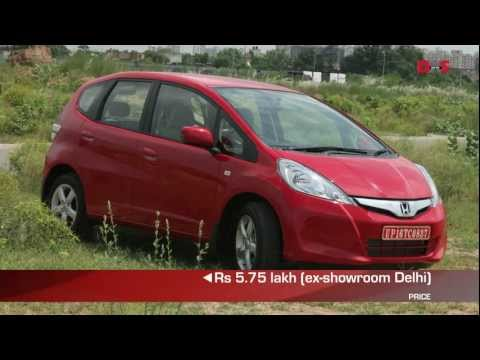 2011 Honda Jazz Select video review and road test by dwsAuto