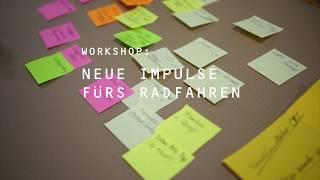 Workshop: »Neue Impulse fürs Radfahren«