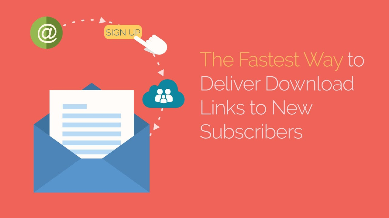 Thrive Leads Asset Delivery Feature: Send Links to Subscribers
