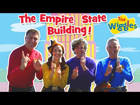 The Wiggles at The Empire State Building!