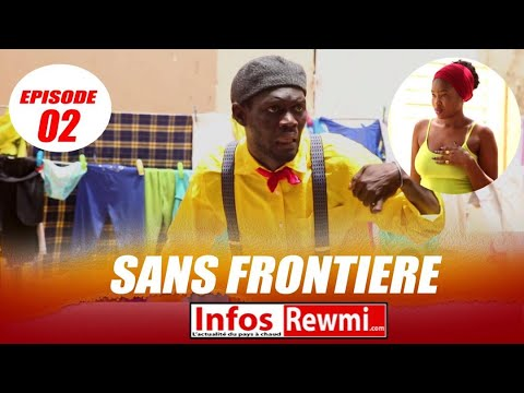 """ SANS FRONTIÈRE "" (le sac de Baye Fall) Ep. 2"