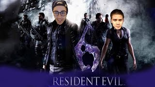 Resident Evil 6 - Glenni&Hoshi Stream 🐀🐅