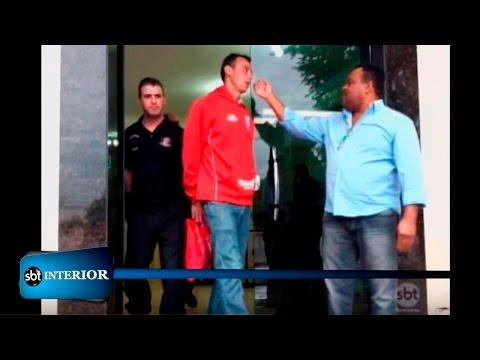 Operação que investiga fraude em jogos de futebol prende ex-goleiro em Rio Preto