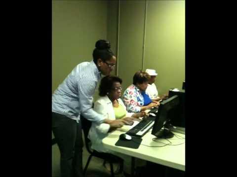 South Union CDC Seniors Basic Computer Skills.wmv