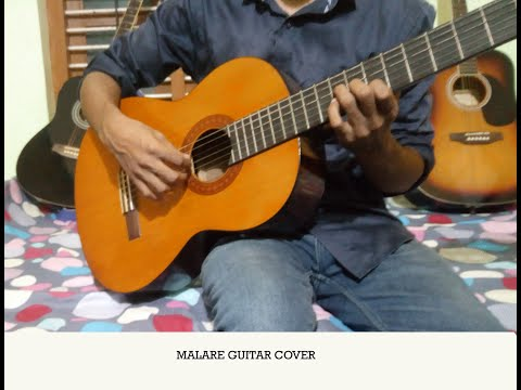 Malare guitar cover (2018)