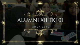 Album Kenangan XII TKJ 01 Tahun 2019 - SMK Negeri 01 Udanawu - Angel 9 Band - Masa SMA