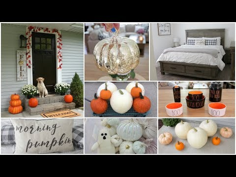 Fall Decorate With Me | Fall Decorating Ideas + Fall Decor Haul