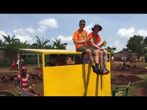 East African Playgrounds - Uganda Trip 2018