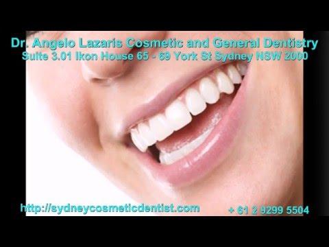 Invisalign Sydney   Cosmetic Dentist   Dr Angelo Lazaris