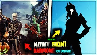 * NEU * FREE WORLD RESCUE und NEUE SECRET SKIN + FREE VDOLCE-Fortnite Battle Royale | Hexo