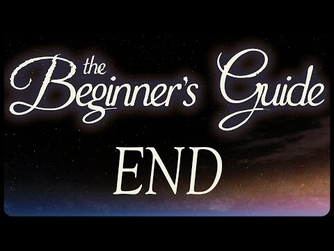 Let's Play The Beginner's Guide Part 3 Ending - Turn Back [Gameplay/Walkthrough]
