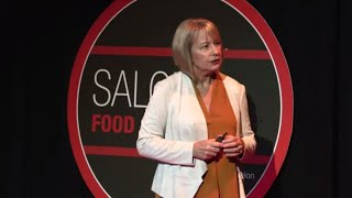 Relationships (with food) are Complicated | Rachel Riddiford | TEDxDaytonSalon