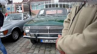 Волга ГАЗ 24 1968 года