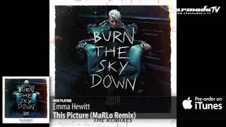 Pre-order now: Emma Hewitt - Burn The Sky Down (The Remixes)