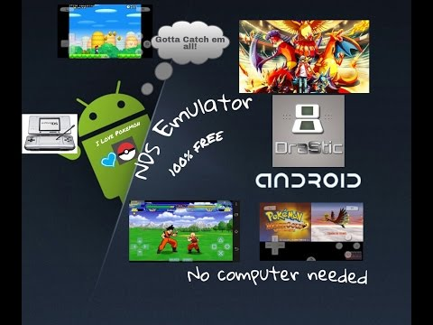 Download FREE Nintendo Ds Emulator For Android