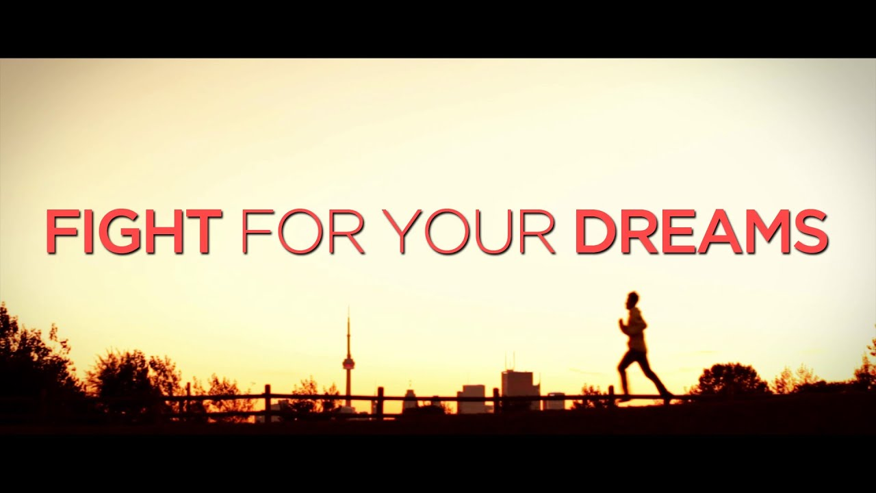 Fight For Your Dreams (Inspirational MMA Journey) - YouTube