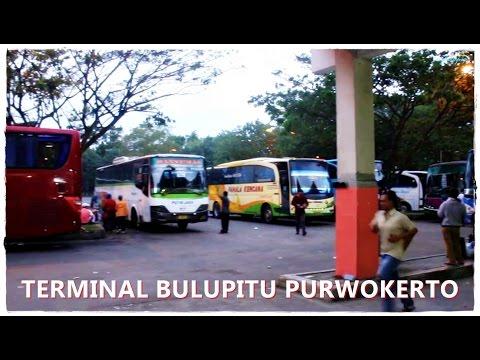 Suasana Arus Balik Lebaran 2016 Terminal Purwokerto