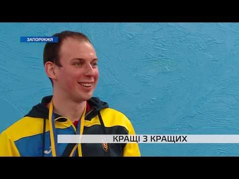 Телеканал TV5: В Запоріжжі пройшов турнір з настільного тенісу між чоловіками